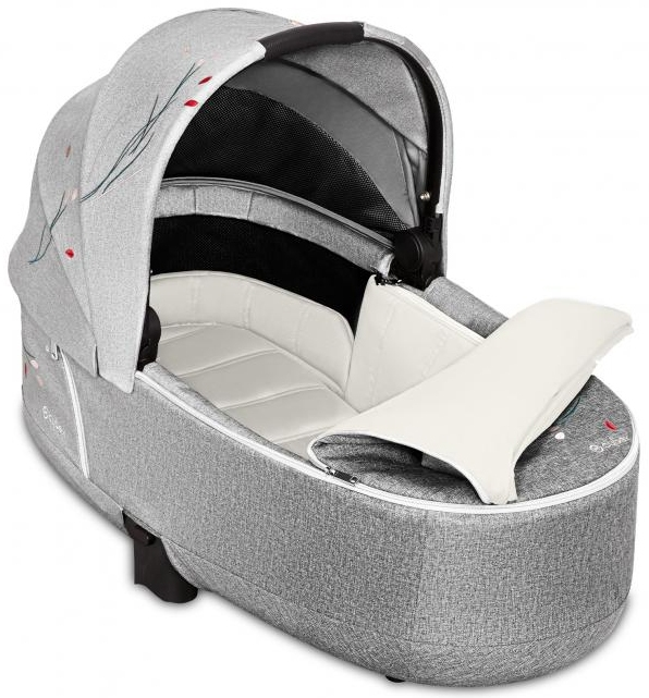 Люлька Cybex Priam Lux R Koi mid grey