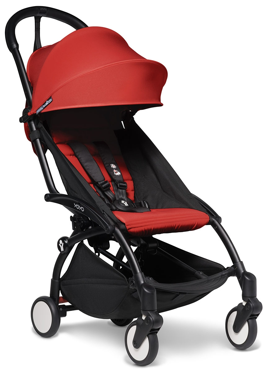 Комплект текстиля BabyZen YоYо Plus 6+ Red - 20874
