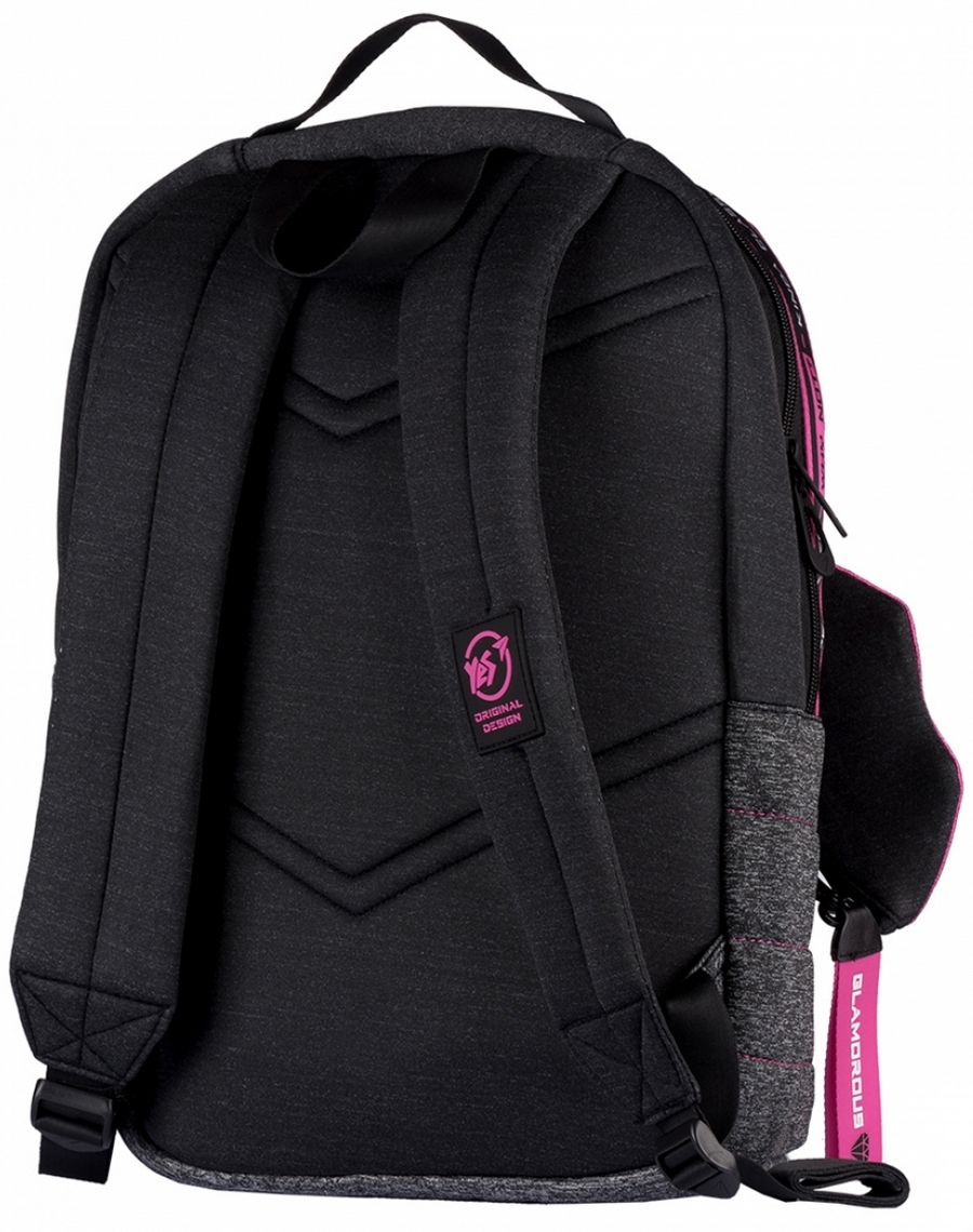 Рюкзак YES T-122 Urban disign style Pink - 92437