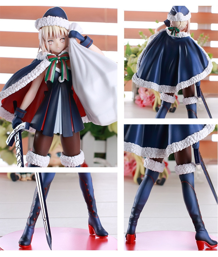 Фгурка Alter АЛЬТРА Пендрагон Доля Нч Сутички Fate Stay Night Altria Pendragon 10см anime FSN 22.79.477 - 73737