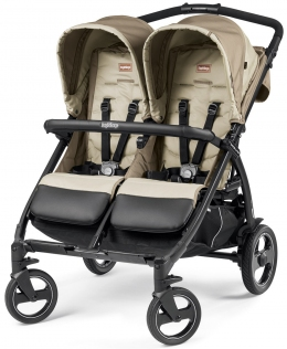 Коляска Peg-Perego Book For Two Class Beige (Бежевая) (IP05280000SU36SU56)  - 20364