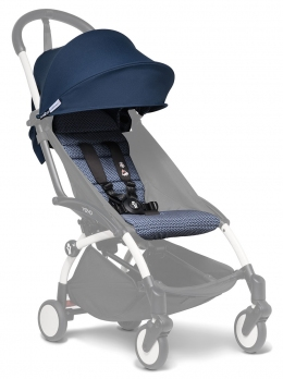 Комплект текстиля BabyZen YоYо Plus 6+ AF Blue Air France  - 20868