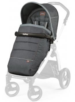 Сидение Peg Perego к коляске Pop-Up Blue Denim синий джинс  - 1027