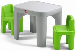 Набор стол и 2 стула Step 2 Mighty My Size Table&Chairs  - 21329