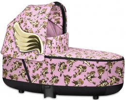 Люлька Cybex Priam Lux R by Jeremy Scott Cherub Pink pink  - 22000