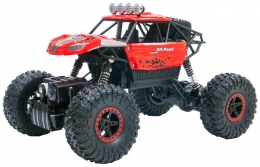 Автомобиль Sulong Toys Off-road Crawler на ручном управлении – Super Sport (красный, 1:18)  - 21492