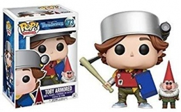 Фгурка Funko Pop Фанко Поп Тоб Броньований Мисливц на тролв Toby Armored Trollhunters Cartoon T TA473  - 76644