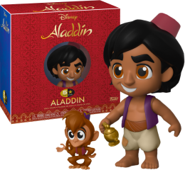 Фигурка Funko 5 Star Аладдин Аладдин Aladdin Aladdin 7,5 см  Cartoon 5 Star A A  - 70808