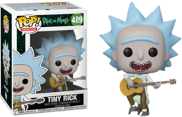 Фигурка Funko Pop Фанко Поп Рик и Морти Рик Rick and Morty Rick 10 см RM R 489  - 70784