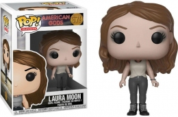 Фигурка Funko Pop Фанко Поп Лора Мун Американские боги American Gods Laura Moon Serial 10см AG LM 679  - 60984