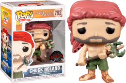 Фигурка Funko Pop Фанко Поп Изгой Чак Ноланд Cast Away Chuck Noland Target Exclusive 10 см Movies CA CN 792  - 61969
