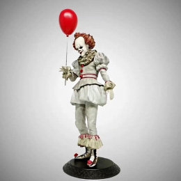 Фигурка Оно Iron Studios Пеннивайз Стивен Кинг  Pennywise It Escala  23 см  IT PN 08  - 70758